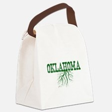 Oklahoma Roots Canvas Lunch Bag