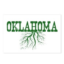 Oklahoma Roots Postcards (Package of 8)