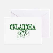 Oklahoma Roots Greeting Card