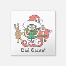Custom Christmas Sticker