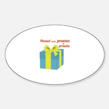 Presence of Presents Decal