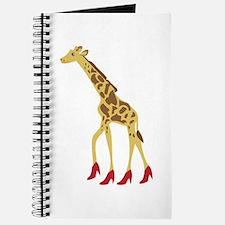 Heeled Giraffe Journal