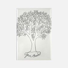 Give Thanks Tree Magnets