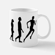 Running Evolution Mugs