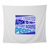 Autism Wall Tapestry