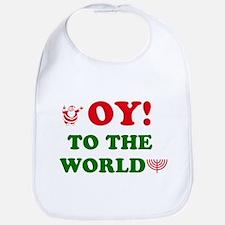 Oy To the World Bib