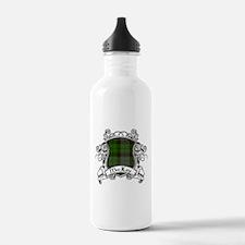 MacKay Tartan Shield Sports Water Bottle