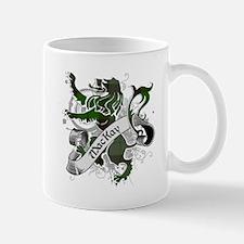 MacKay Tartan Lion Mug