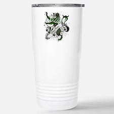 MacKay Tartan Lion Travel Mug