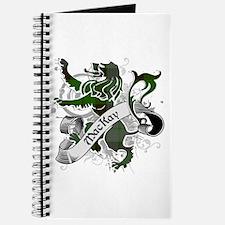 MacKay Tartan Lion Journal