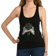 MacKay Tartan Cross Racerback Tank Top
