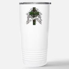 MacKay Tartan Cross Travel Mug