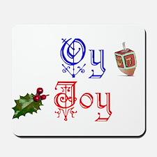 Oy Joy Mousepad