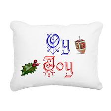 Oy Joy Rectangular Canvas Pillow