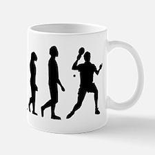 Table Tennis Evolution Mugs