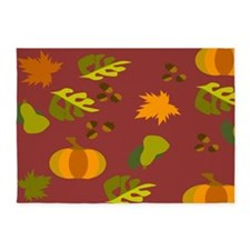 Harvest Time 5'x7'Area Rug