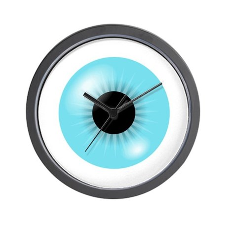 Big Eyeball Wall Clock