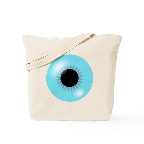 Big Eyeball Tote Bag