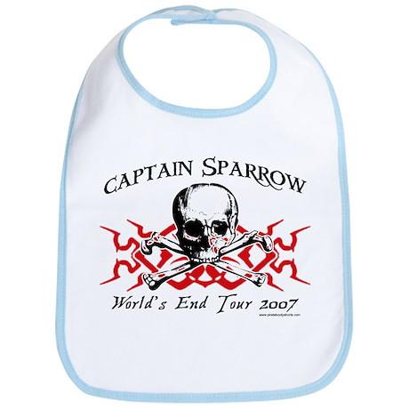 Captain Sparrow Tour Bib