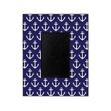 Anchor Nautical Navy Blue Picture Frame