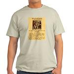 Warning to Moochers Light T-Shirt
