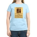 Warning to Moochers Women's Light T-Shirt
