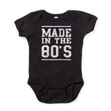Made In The 80's Baby Bodysuit
