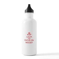 Cute Woody Water Bottle