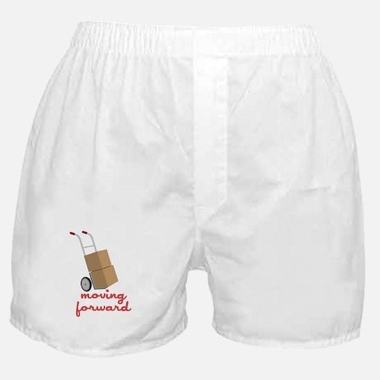 Moving Forward Boxer Shorts