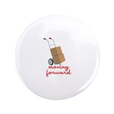 """Moving Forward 3.5"""" Button (100 pack)"""