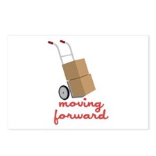 Moving Forward Postcards (Package of 8)
