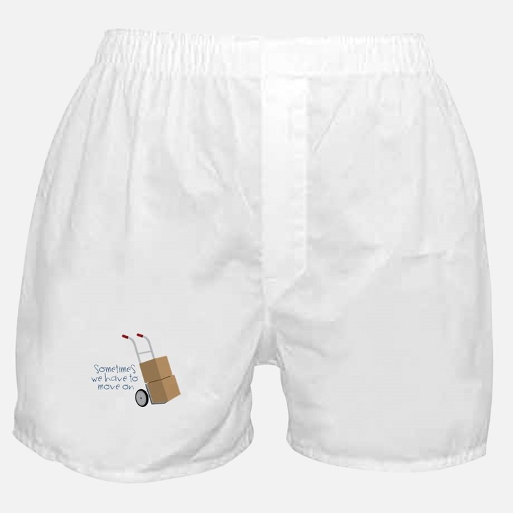 Move On Boxer Shorts