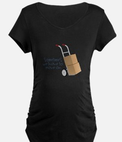 Move On Maternity T-Shirt