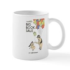 50th Anniversary Big Book Sale Mugs