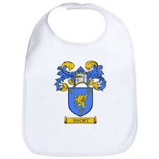 SHORT Coat of Arms Bib