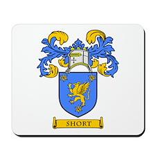 SHORT Coat of Arms Mousepad