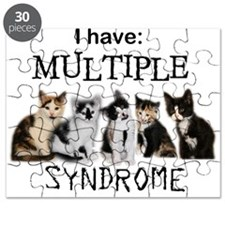 Multiple Cat Syndrome Puzzle