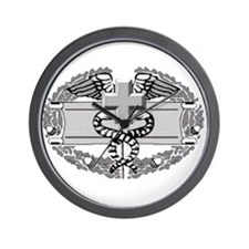 CMB - Combat Medical Badge Military Wall Clock