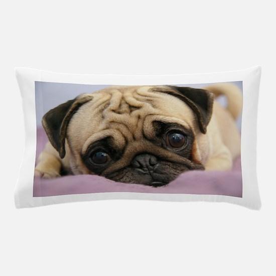 Unique Pug Pillow Case