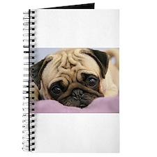 Unique Pug Journal