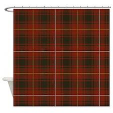 MacIver Tartan Shower Curtain