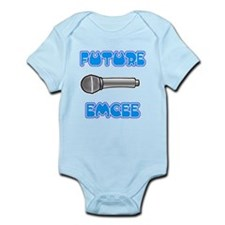 Future Emcee Infant Bodysuit