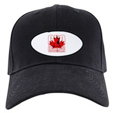 Maple Leaf Geocacher Baseball Hat