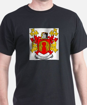 SEYMOUR Coat of Arms T-Shirt