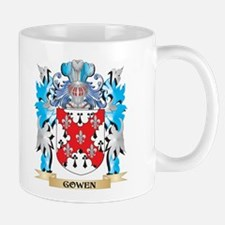 Gowen Coat of Arms - Family Crest Mugs