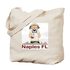 Naples Florida Sailor Tote Bag