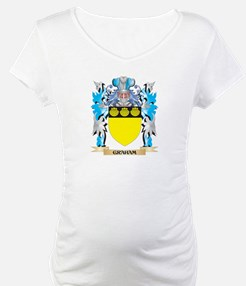 Graham Coat of Arms - Family Crest Shirt