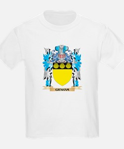 Graham Coat of Arms - Family Crest T-Shirt