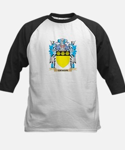 Graham Coat of Arms - Family Crest Baseball Jersey