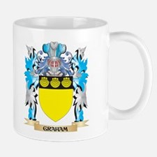 Graham Coat of Arms - Family Crest Mugs